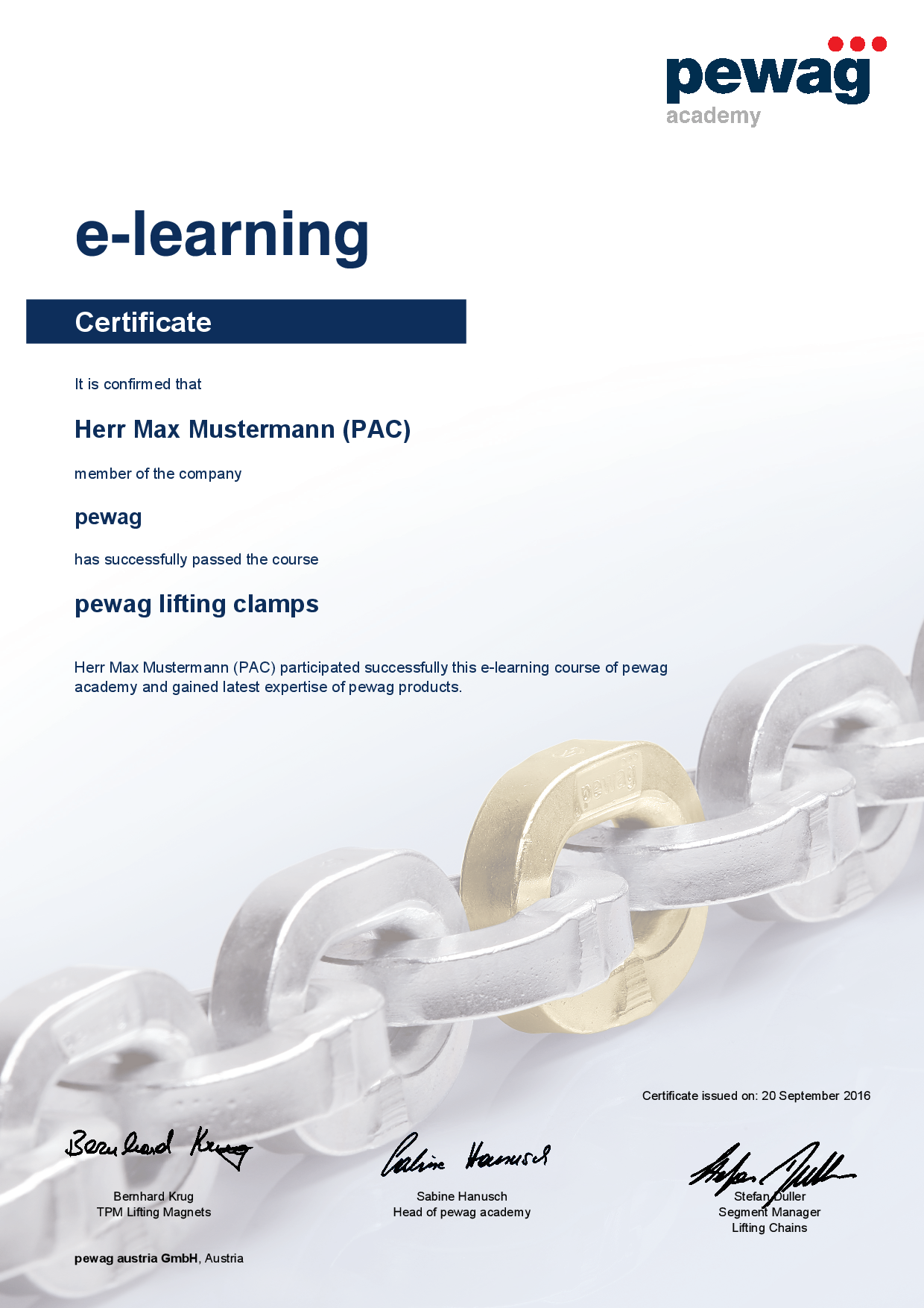 e-learning- pewag